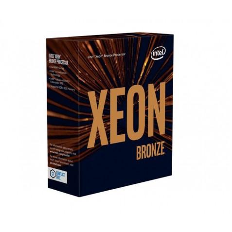 Intel Xeon Bronze 3104 ( 1.70Ghz - 6 Core / 6 threads - FCLGA 3647 )