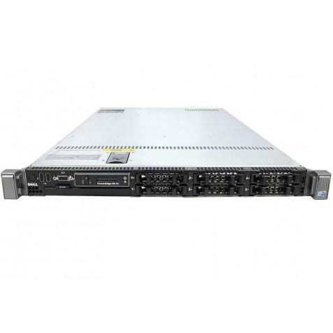 Server Dell R610 ( 2 x Xeon X5650 - Ram 16GB - Sas 146GB 6Gbps - Raid Perc 6/i - Ps 710W )