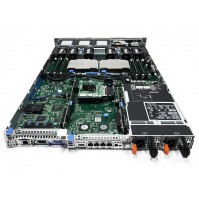 Server Dell R610 ( 2 x Xeon X5650 - Ram 16GB - Sas 146GB 6Gbps - Raid Perc 6/i - Ps 710W )