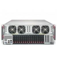 Server Supermicro 4029GP-TVRT ( 8 x NVIDIA SXM2 GPU - LGA 3647 - Psu 2200W )