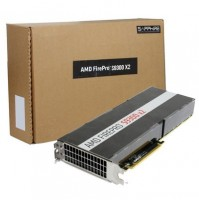 GPU AMD FirePro™ S9300 x2 8GB HBM - 1TB/s PCIe 3.0 Server GPU