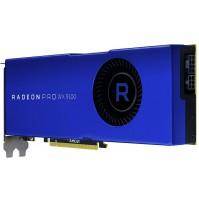 GPU AMD Radeon Pro WX 9100-16 GB HBM2 - PCIe 3.0 x16-6 x Mini DisplayPort